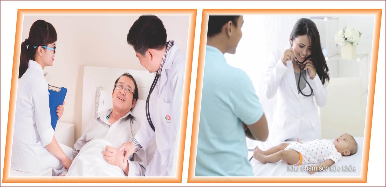 y tế khu nhà ở Hưng Phát An Điền